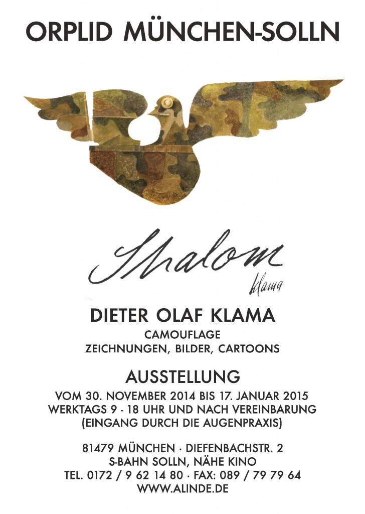 Plakat Dieter KLAMA_2
