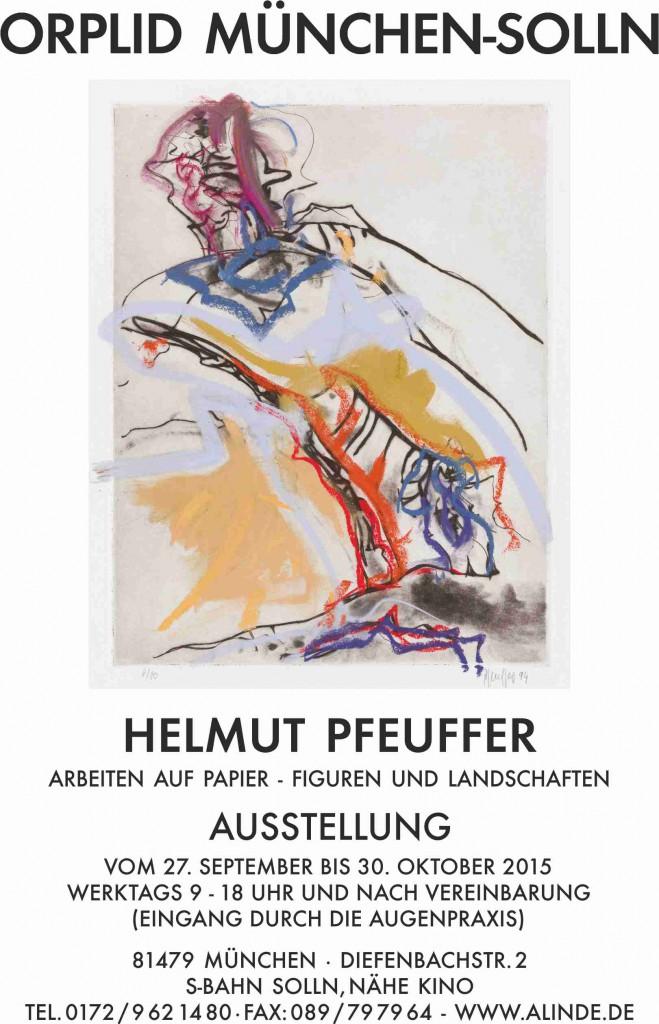 Orplikd Plakat Pfeuffer