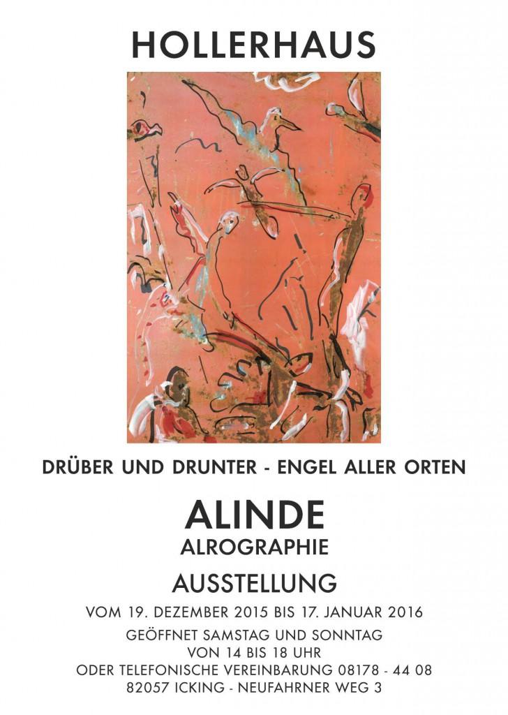 Plakat Hollerhaus Alinde